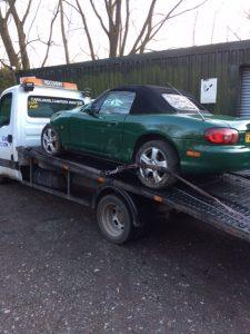 scrap car ilford