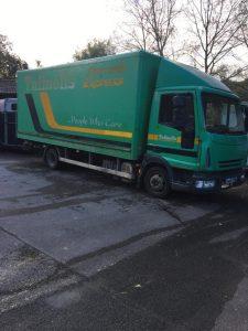 scrap my lorry