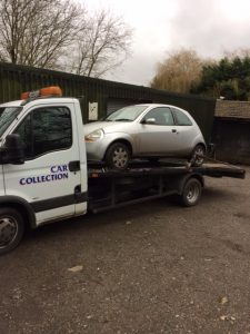 scrap car removal dagenham