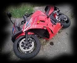 scrap motorbike