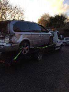 scrap car shenfield
