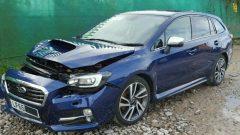 damaged Subaru 3